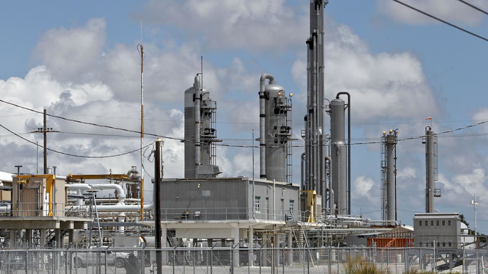 pascagoula natural gas plant could restart by year s end manufacturing net manufacturing net