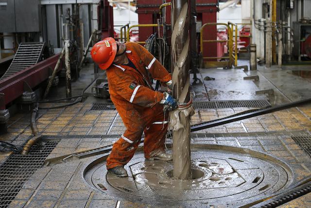 Mnet 125260 Mexico Oil Parr