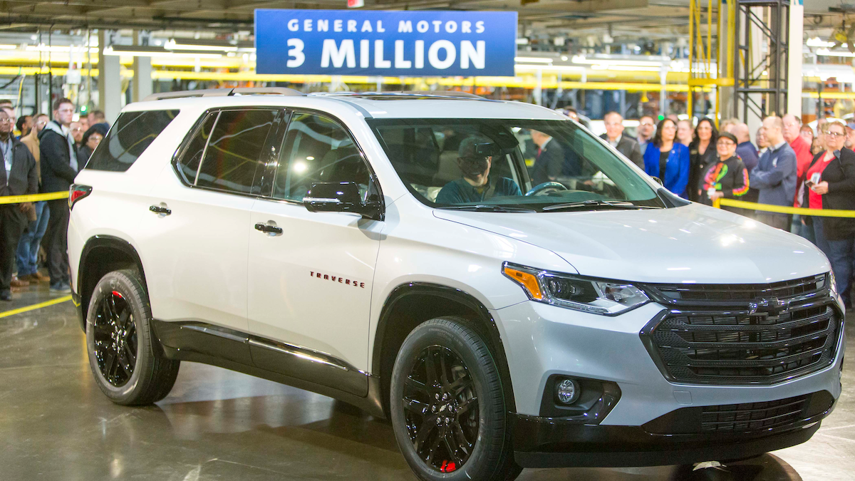 GM Builds 3 Millionth Vehicle | Manufacturing.net