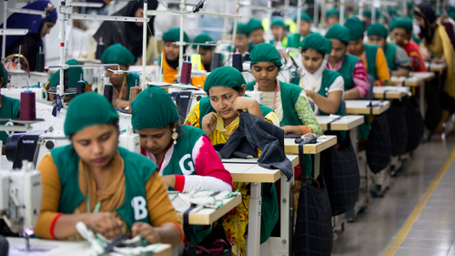 Garment Workers Going Unpaid as Fashion Labels Cancel Orders ...