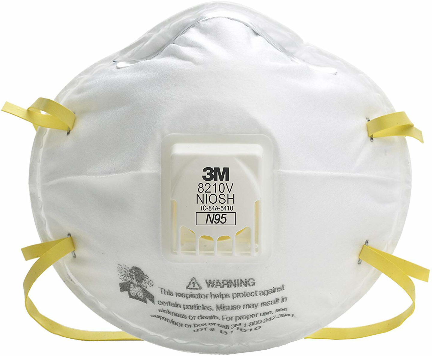 3m n95 masque virus