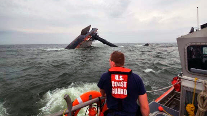 2 More Capsize Victims Recovered off Louisiana Coast | Manufacturing.net