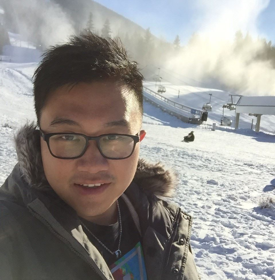 Matt Hou, Sales Engineer, Dinkle International
